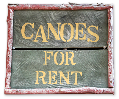 Canoes and Kayaks for Rent at Riverview Canoe and Kayak